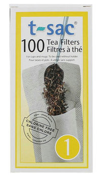 T-Sac Theefilters no.1 100st