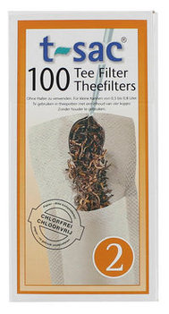 T-Sac Theefilters no.2 100st