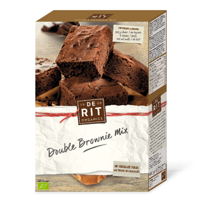 De Rit double browniemix