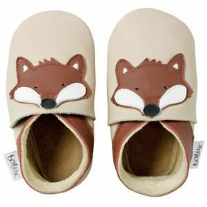 Bobux babyslofjes giants 4161 Fox Beige 3XL