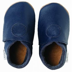 Bobux babyslofjes 3012 Navy New born