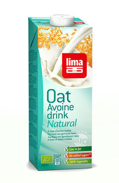 Lima Haver drank naturel 1L