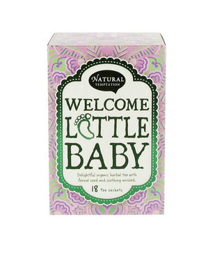 Natural Temptation thee Welcome little baby 18bt