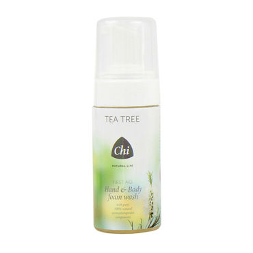 Chi Tea Tree hand  body foam wash 115ml