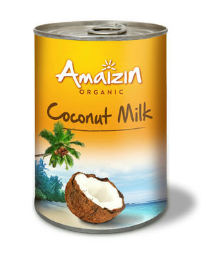 Amaizin kokosmelk 400ml
