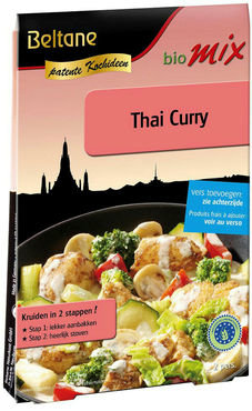 Beltane Thai curry 21g