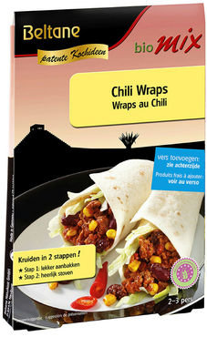 Beltane Chili-wraps 20g