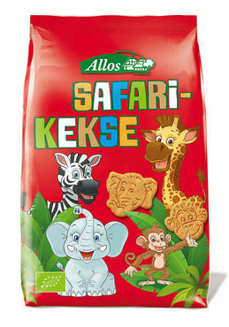 Allos Safari koekjes 150g